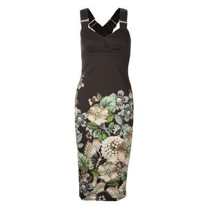 38813400a25ec8 Ted Baker Dresses - Ted Baker London Jayer Gem Gardens Fitted Dress